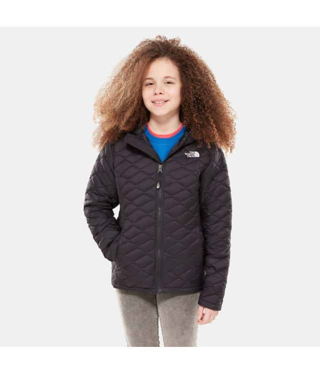 Tnf Veste à Capuche Thermoball™ Tnf Black Pour Fille
