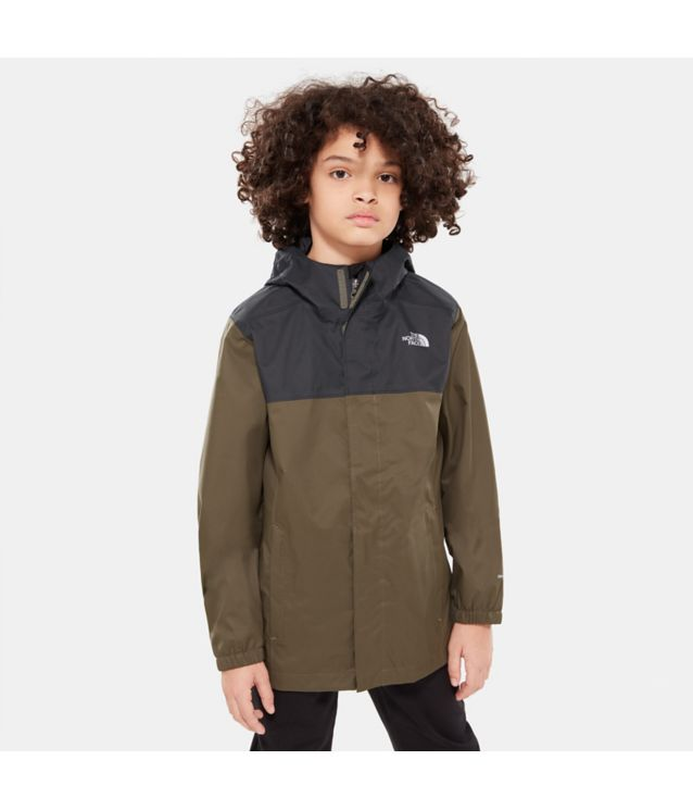 Tnf Veste Resolve Reflective New Taupe Pour Garçon