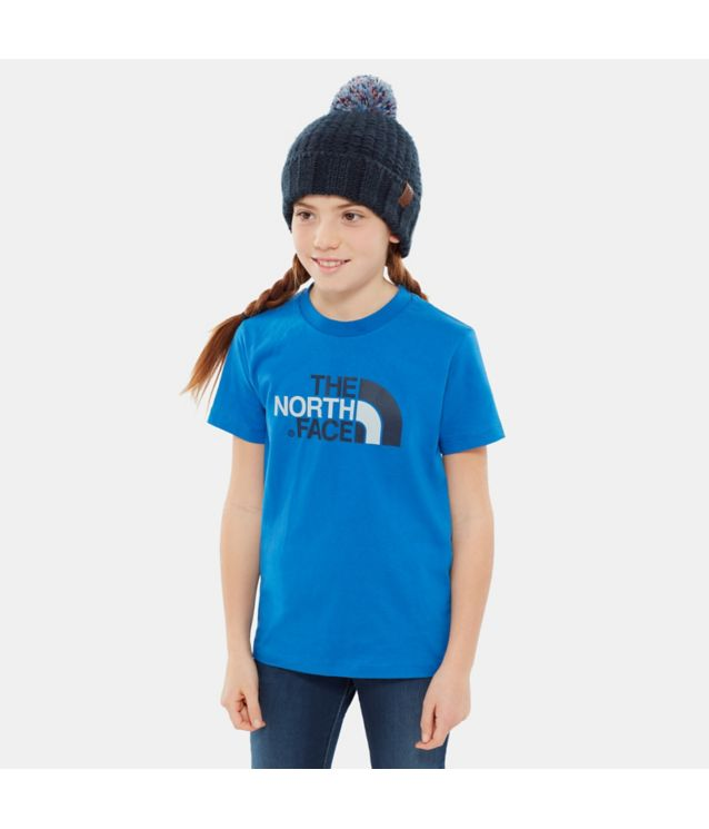 Tnf T-Shirt Easy Turkish Sea Pour Enfant