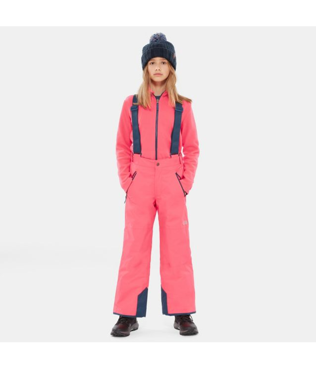 Tnf Veste Snowquest Zippée Rocket Red Pour Enfant