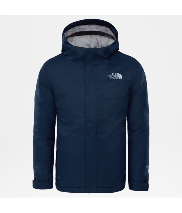 Tnf Veste Snow Quest Cosmic Blue Pour Enfant