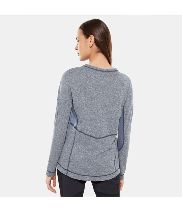 Tnf T-Shirt Inlux Urban Navy White Heather Pour Femme