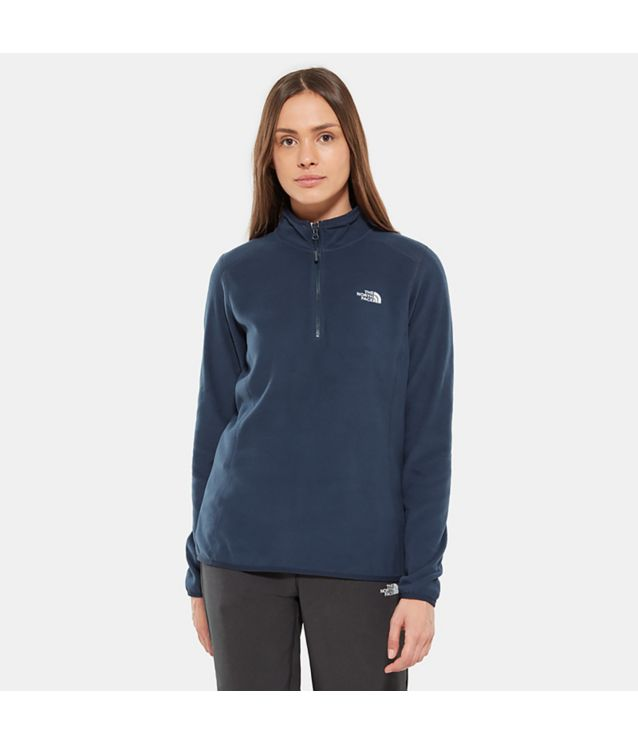 Tnf Pull-Over 100 Glacier Urban Navy Pour Femme