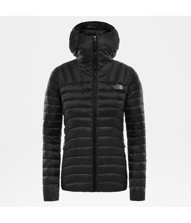 Tnf Sweat à Capuche Hometown Tnf Black/Vaporous Grey Pour Femme