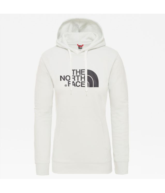 Tnf Sweat à Capuche New Peak Vaporous Grey Pour Femme