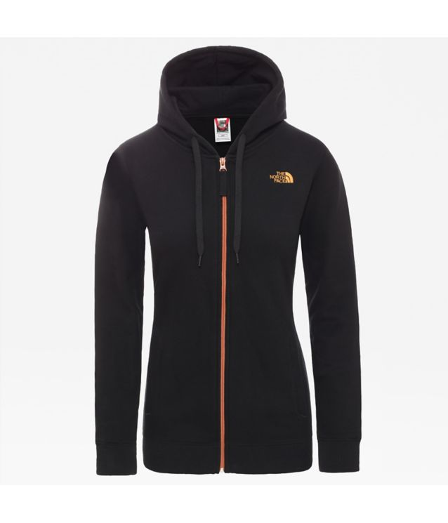 Tnf Veste à Capuche Original Tnf Black Rose Gold Pour Femme