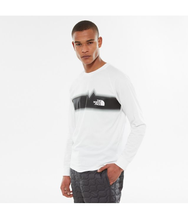 Tnf T-Shirt Ones Tnf White Pour Homme