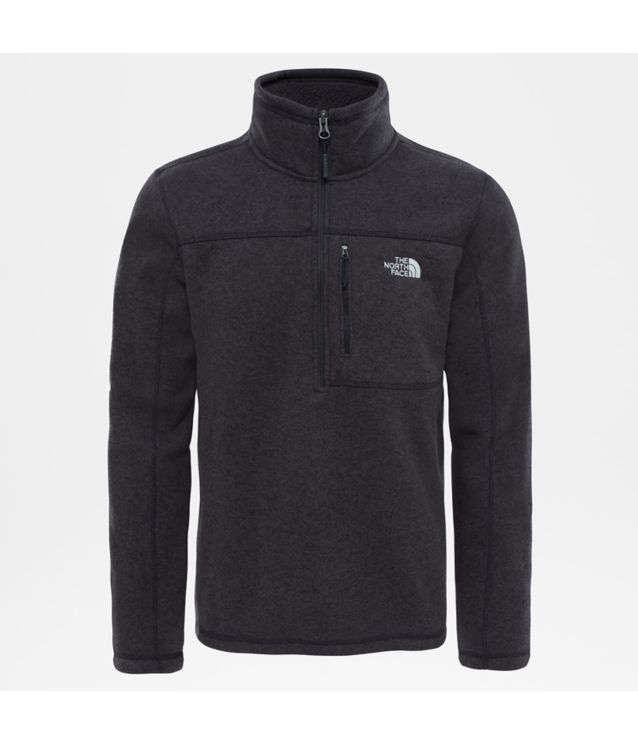 Tnf Sweat-Shirt Gordon Lyons Tnf Black Heather Pour Homme