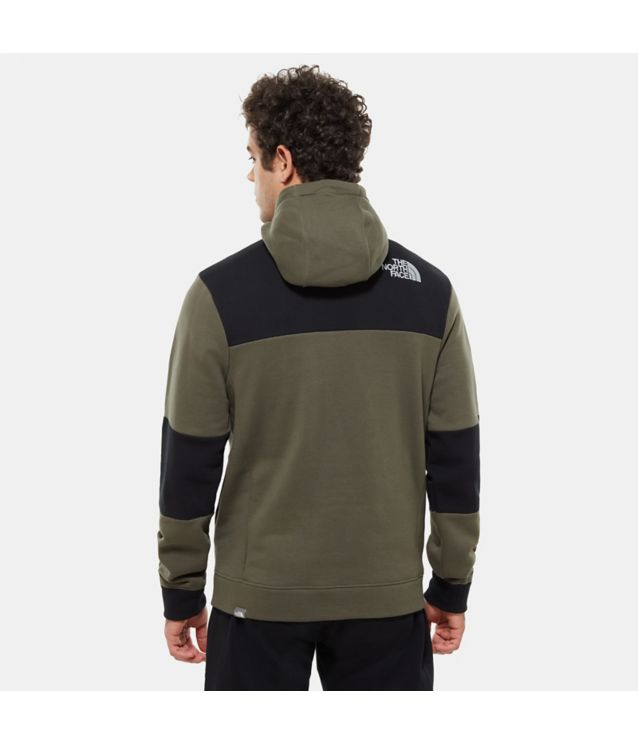 Tnf Sweat à Capuche Himalayan New Taupe Pour Homme