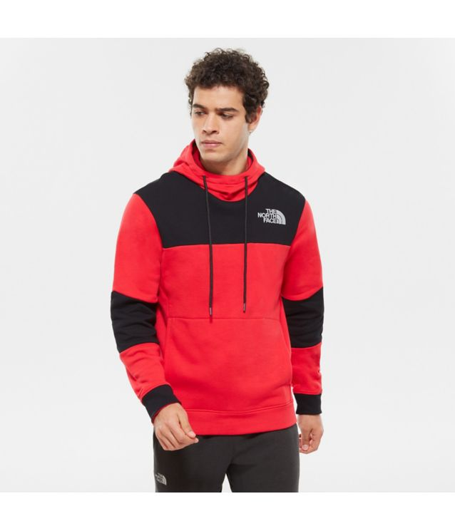 Tnf Sweat à Capuche Himalayan Tnf Red Pour Homme