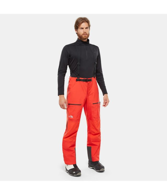 Tnf Pantalon Summit L5 Gtx Pro Fiery Red Pour Homme