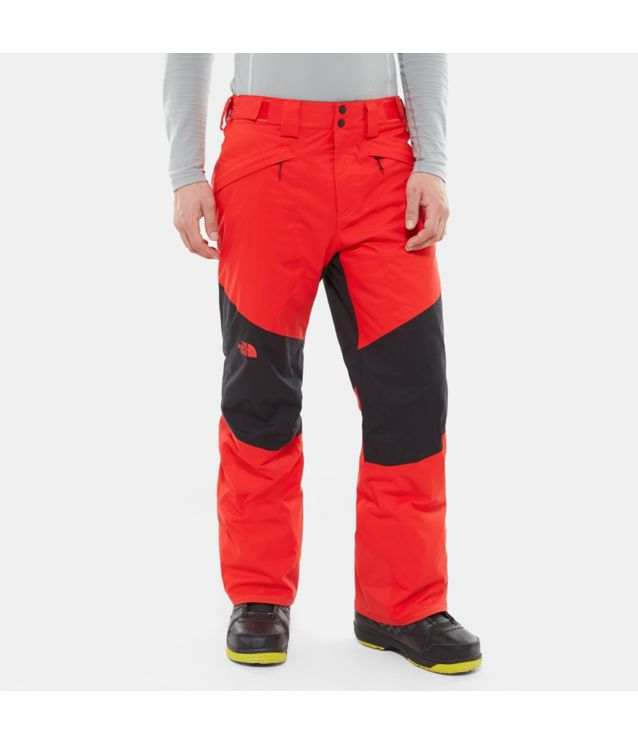 Tnf Pantalons Presena Fiery Red/Tnf Black Pour Homme