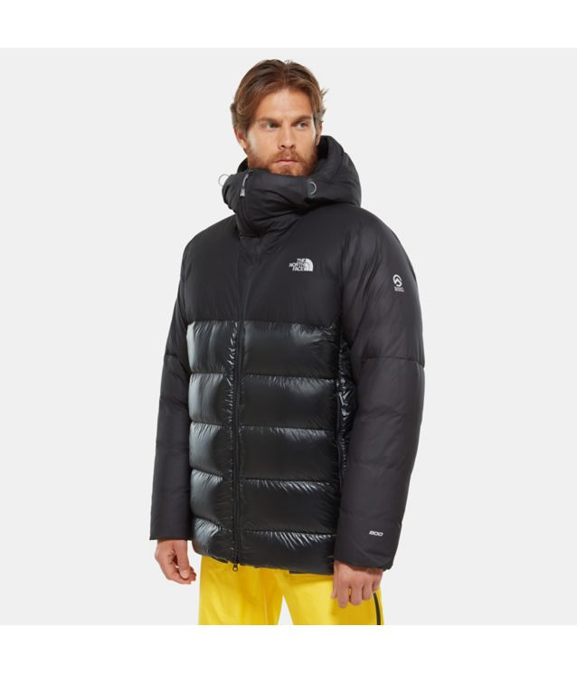 Tnf Parka En Duvet Summit L6 Belay Tnf Black/Tnf Black Pour Homme