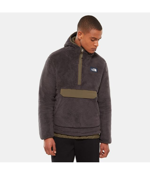Tnf Sweat Campshire Weathered Black/New Taupe Green Pour Homme