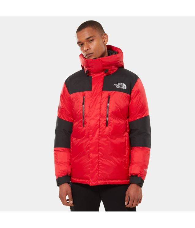 Tnf Veste En Duvet Original Himalayan Windstopper Tnf Red/Tnf Black Pour Homme