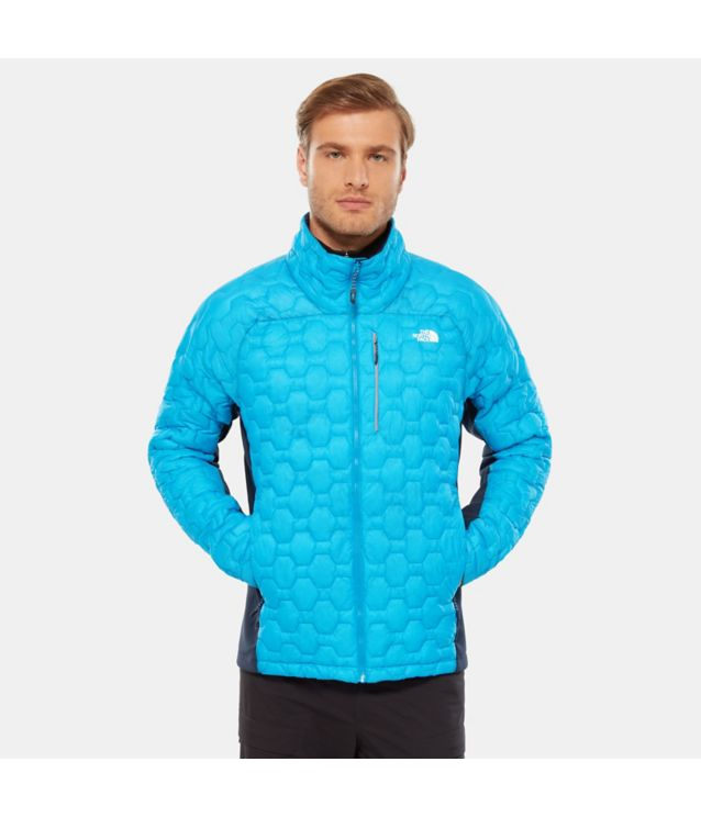 Tnf Veste Hybride Impendor Thermoball™ Hyper Blue Pour Homme