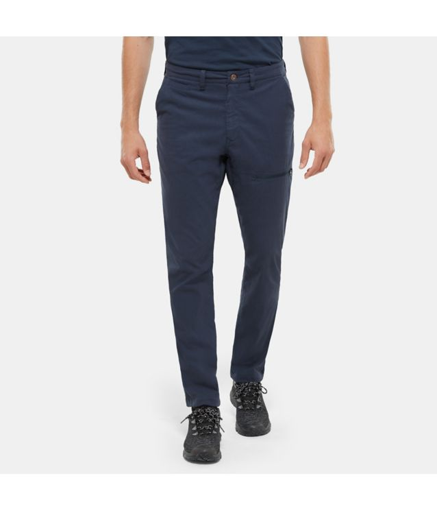 Tnf Pantalon Granite Urban Navy Pour Homme