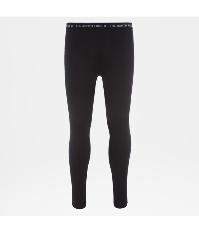 Tnf Collants Warm Tnf Black Pour Homme