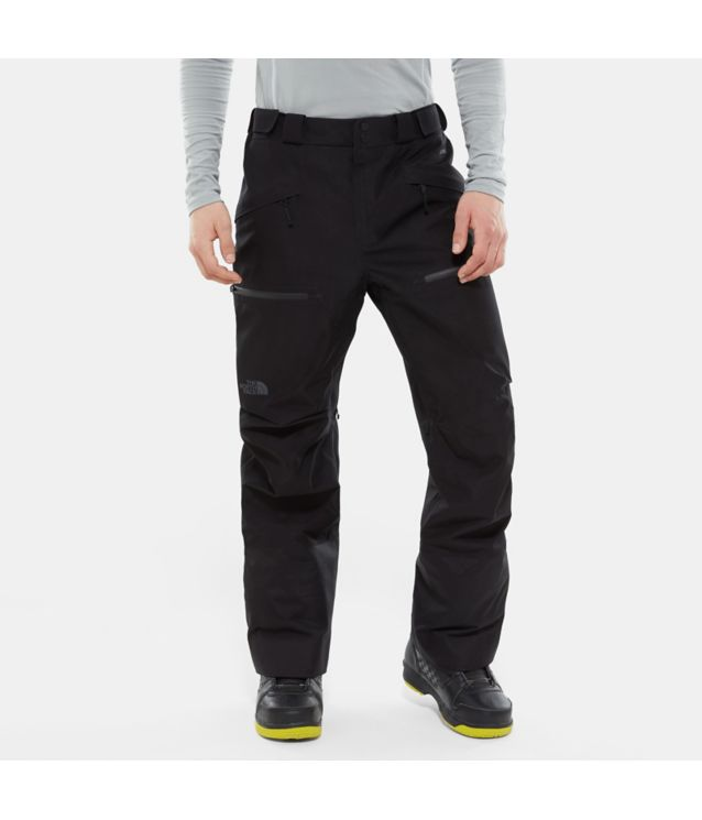 Tnf Pantalon Powderflo Tnf Black Pour Homme