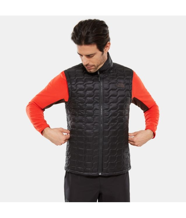 Tnf Gilet Thermoball™ Tnf Black Pour Homme