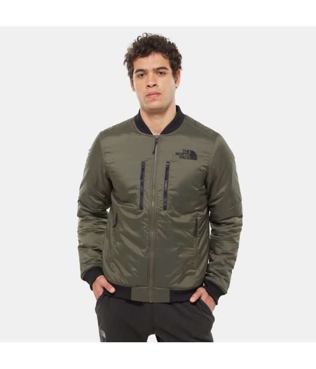 Tnf Veste Bomber Himalayan Light New Taupe Pour Homme