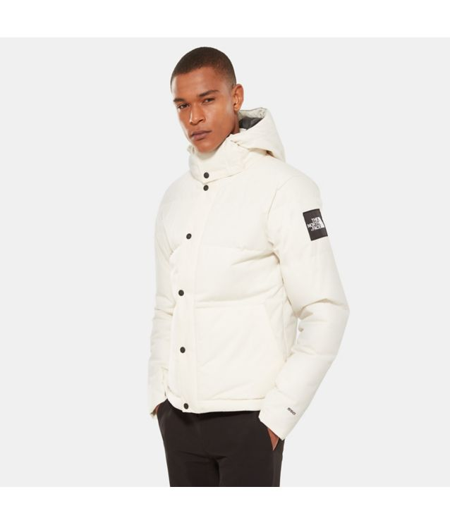 Tnf Veste Box Canyon Vintage White Pour Homme