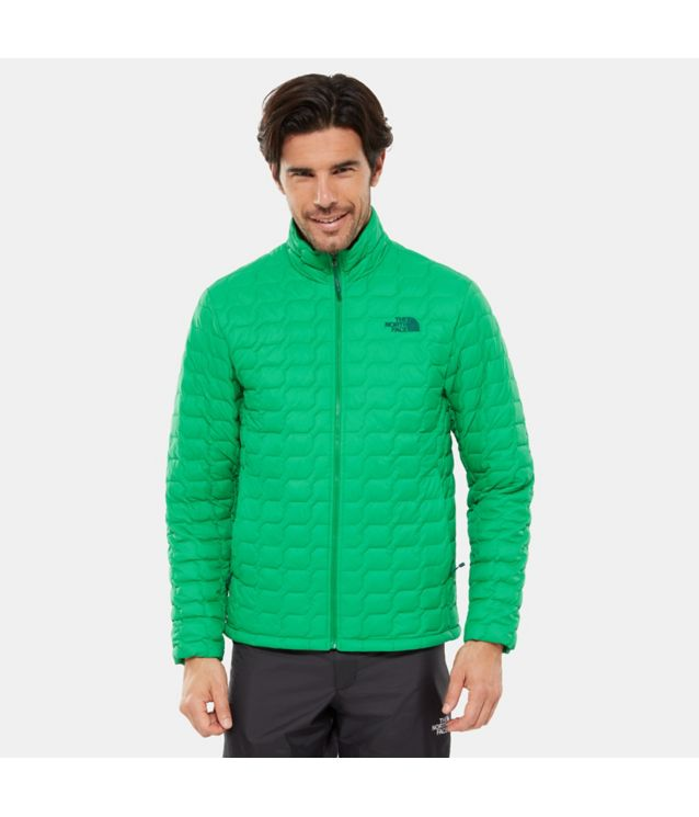 Tnf Veste Thermoball™ Primary Green Matte Pour Homme