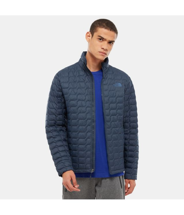 Tnf Veste Thermoball™ Urban Navy Stria Pour Homme