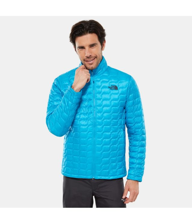 Tnf Veste Thermoball™ Hyper Blue Pour Homme