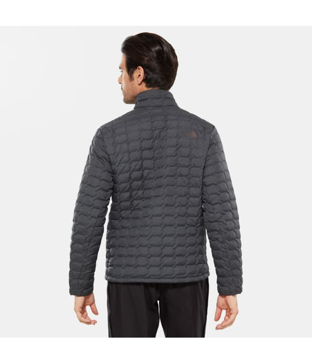 Tnf Veste Thermoball™ Tnf Black/Fusebox Grey Pour Homme