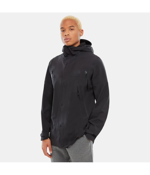 Tnf Parka Apex Flex Gtx Tnf Black Pour Homme