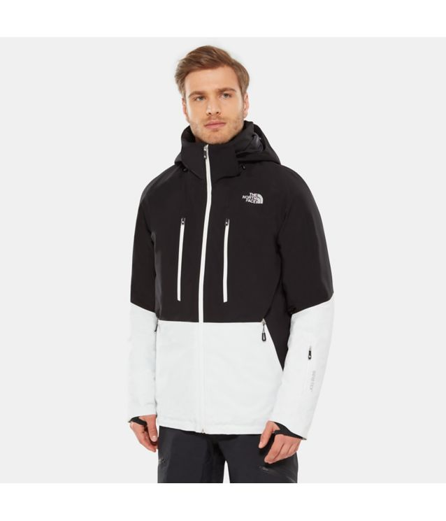 Tnf Veste Anonym Tin Grey/Tnf Black Pour Homme