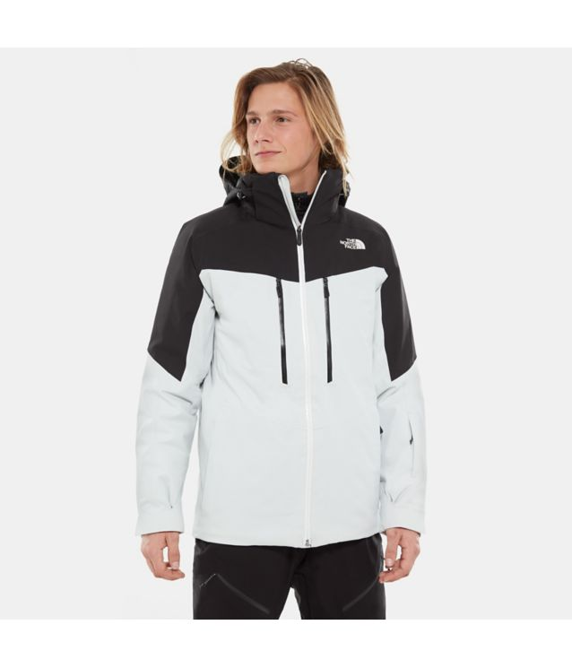 Tnf Veste Chakal Tin Grey/Tnf Black Pour Homme