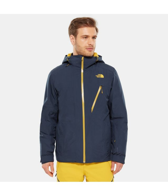 Tnf Veste Descendit Urban Navy Pour Homme