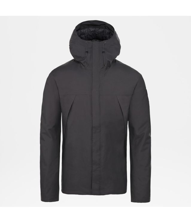 Tnf Veste Mountain 1990 Thermoball™ Asphalt Grey Pour Homme