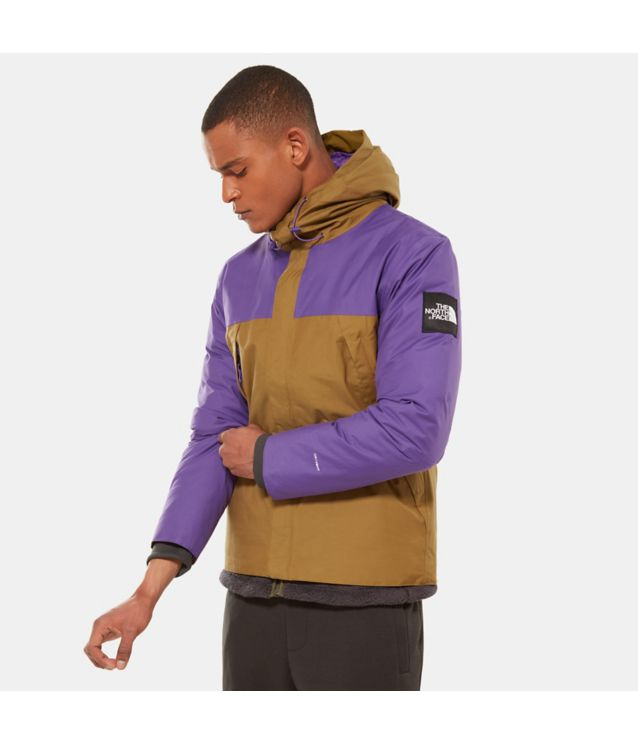 Tnf Veste Mountain 1990 Thermoball™ Fir Grn/Tillandsia Purple Pour Homme