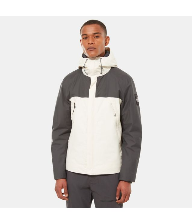 Tnf Veste Mountain 1990 Thermoball™ Vintage White/Asphalt Grey Pour Homme