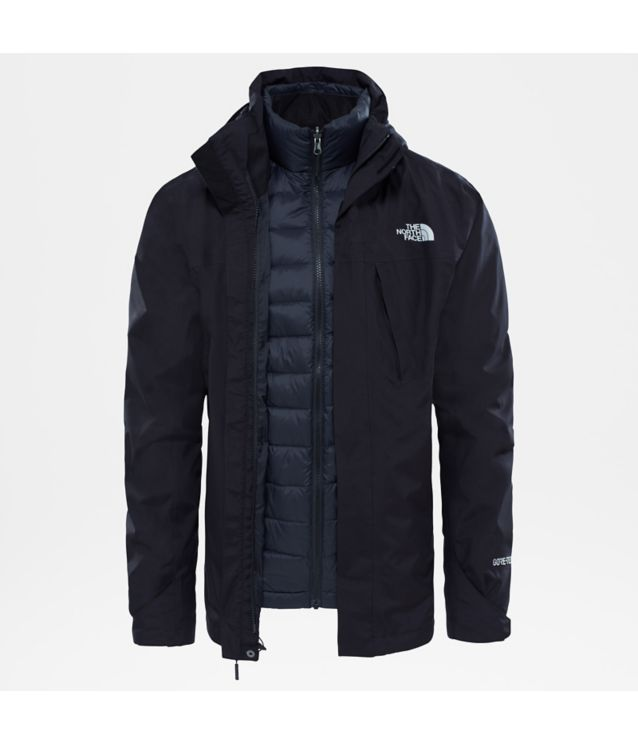 Tnf Veste Mountain Light Triclimate® Tnf Black/Tnf Black Pour Homme