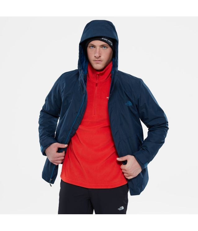 Tnf Veste Naslund Triclimate® Urban Navy Pour Homme