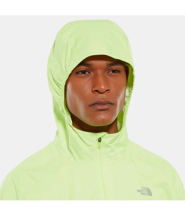 Tnf Veste Stormy Trail Led Yellow Pour Homme
