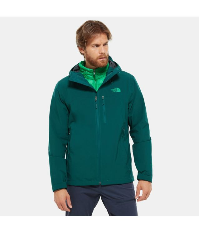 Tnf Veste Thermoball™ Triclimate Botanclgardngrn/Primrygrn Pour Homme
