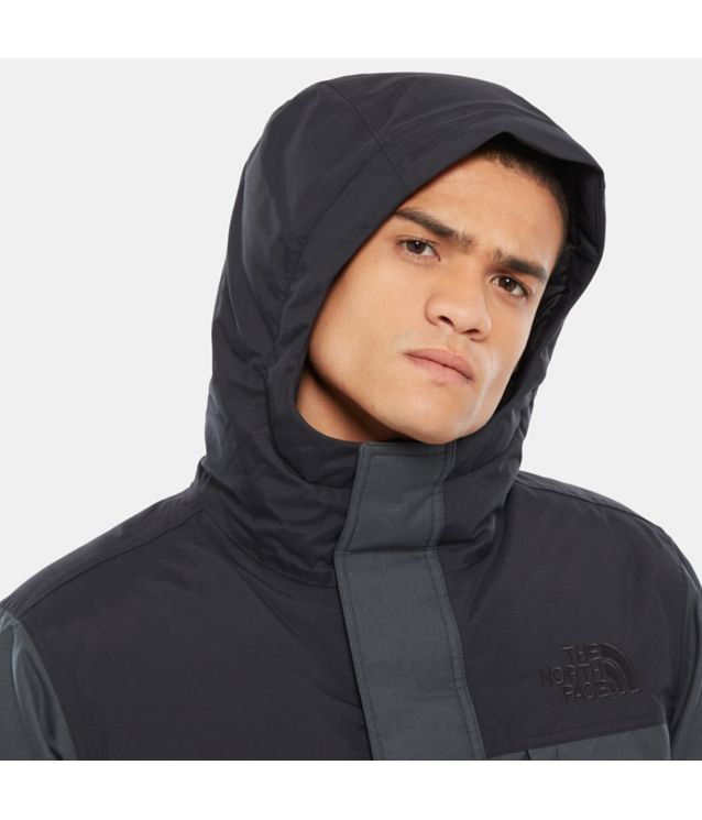 Tnf Parka Biggie Mcmurdo Tnf Black Pour Homme