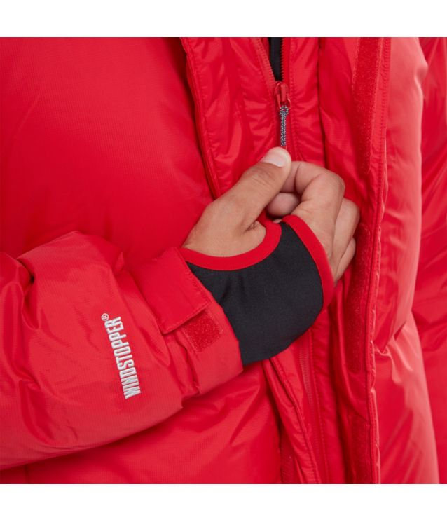 Tnf Parka Himalayan Tnf Red/Tnf Black Pour Homme