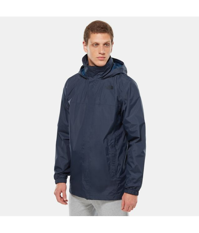 Tnf Parka Resolve Urban Navy/Shady Blue Pour Homme