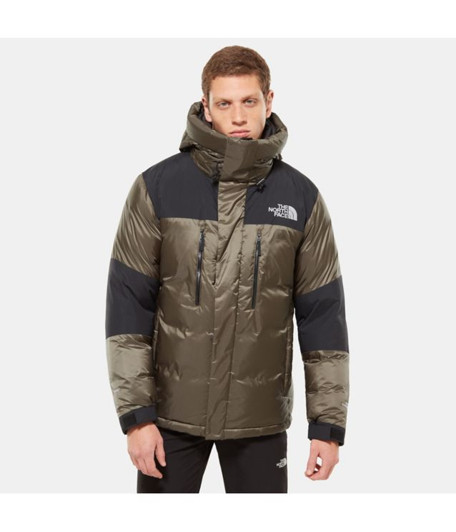 Tnf Veste En Duvet Original Himalayan Windstopper New Taupe Green/Tnf Black Pour Homme