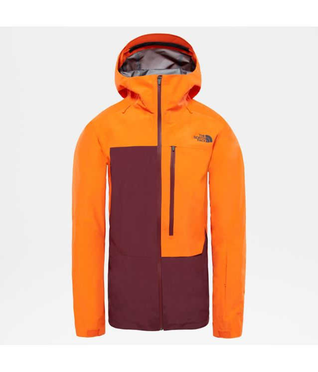 Tnf Veste Free Thinker Persian Orange/Fig Pour Homme
