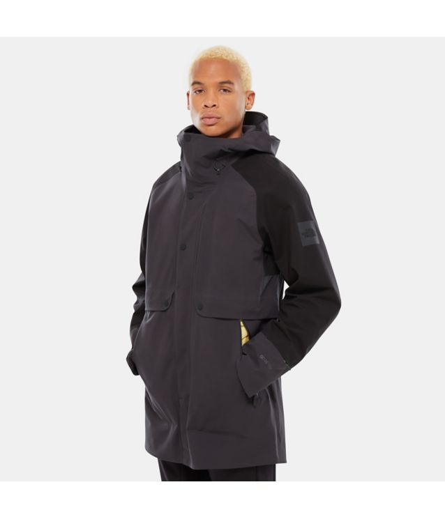 Tnf Parka Cryos Big E Mac Gore-Tex® Weathered Black/Tnf Black Pour Homme