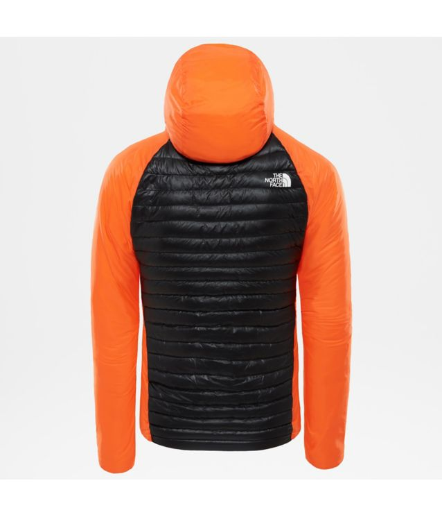 Tnf Veste à Capuche Verto Prima Persian Orange/Tnf Black Pour Homme