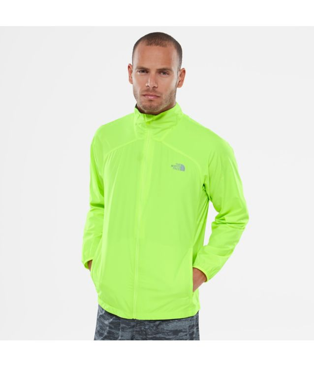 Tnf Veste Ambition Led Yellow Heather Pour Homme