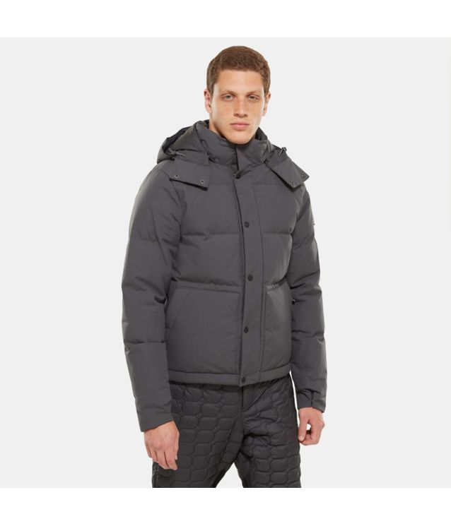 Tnf Veste Box Canyon Asphalt Grey Pour Homme
